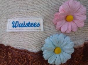 Waistees Logo